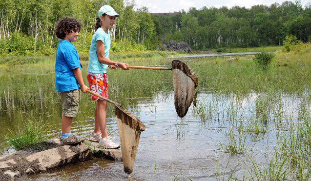 Summer Program Lake Laurentian Conservation Sudbury at camp Bitobig